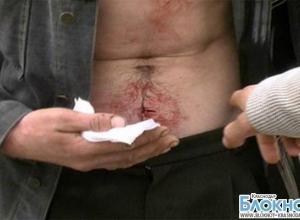 Краснодарец  получил ножевое ранение за не желание поселить у себя друга