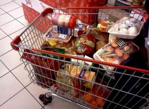 """Жительница Армавира пыталась """"обчистить"""" супермаркет"""