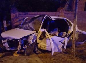 Страшная авария произошла минувшей ночью в Новороссийске