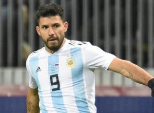 В краснодарскую больницу попал нападающий сборной Аргентины Серхио Агуэро