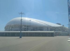 На чемпионат мира в Сочи приехали около полумиллиона человек