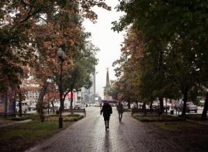 В Краснодаре на День города будет идти дождь