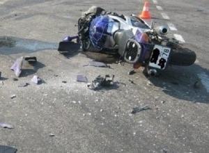 В Темрюкском районе водитель «Газели» насмерть сбил мотоциклиста