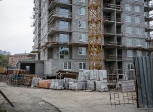 Проблемы долевого строительства: возведение трети домов на Кубани затягивается