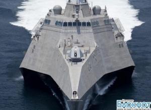 Сочи-2014: военные корабли США зашли в Черное море