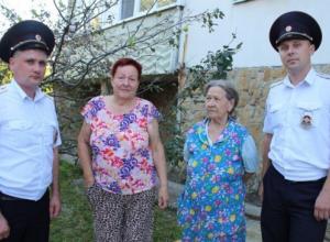 Две 80-летние бабушки пошли в лес за грибами и потерялись в Новороссийске