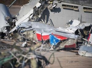 Следствие полностью исключило взрыв на самолете Ту-154 под Сочи