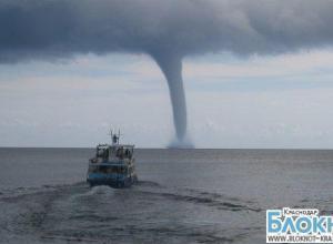В Краснодарском крае объявлено штормовое предупреждение