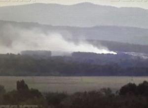 Жители Абинского района потребовали от властей переноса горящей свалки