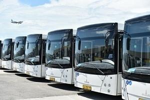 Из бюджета Кубани выделили 320 млн рублей на покупку автобусов