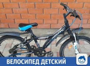 Почти новый скоростной велосипед для мальчика продается в Краснодаре