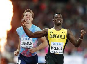 Медаль кубанского барьериста  подняла настроение всей сборной страны по легкой атлетике