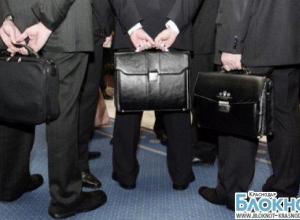 На Кубани вступил в силу закон об увольнении чиновников