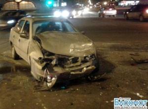 В Армавире в аварии пострадали четыре человека