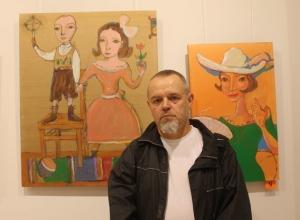 В незаконном обороте наркотиков обвиняют художника в Краснодаре