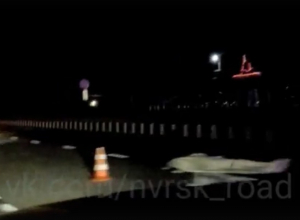 Джип насмерть сбил пешехода прям на переходе в Славянском районе