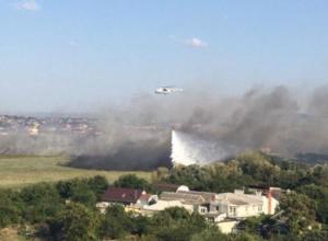 Режим высокой пожароопасности продлили в Краснодарском крае