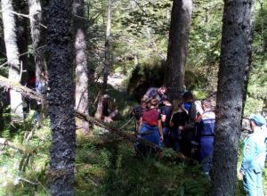 В горах Мостовского района два дня искали туриста