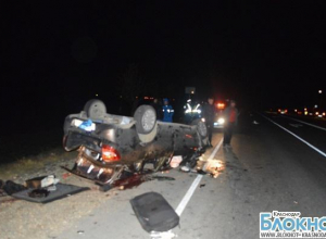 В Краснодарском крае на автодороге «Крымск-Джигинка» разбились парни