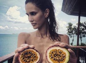 Жену футболиста «Краснодара» Мамаева, Алану, заподозрили в анорексии и сходстве с Джоли