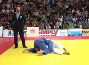 Сочинка Анастасия Горбань выиграла чемпионат мира по дзюдо