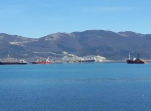 Экипаж десантного корабля «Азов» досрочно проголосовал в Новороссийске