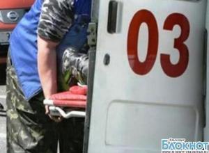 В Туапсинском районе автомобиль полицейского врезался в «Жигули»