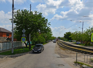 Проезд запретят на Гагарина в Краснодаре из-за нового трамвайного переезда