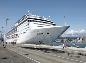 Глава Сочи «пустил» круизный лайнер в Турцию