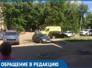 Мать сбитой девочки на улице Зиповской подозревает полицию в выгораживании сбежавшего водителя