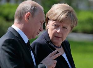 Главы России и Германии снова встретятся в Сочи