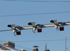 В Краснодаре установят камеры фиксации нарушений ПДД