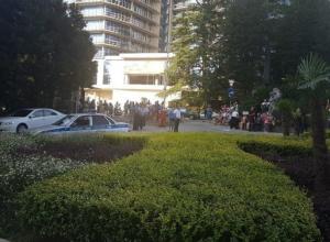 В Сочи заминировали несколько ТРЦ, элитных домов и отелей