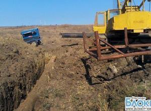 В Темрюкском районе четырнадцать населенных пунктов остались без воды