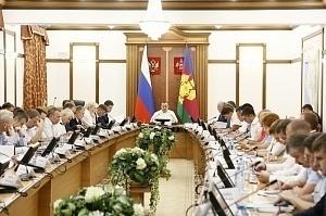 Губернатор Кубани поручил написать заявления в прокуратуру на тех, кто не платит за газ