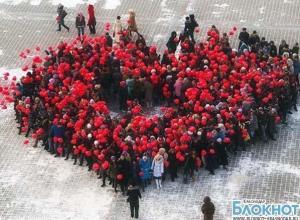 В Краснодаре пройдет флешмоб в поддержку детей, больных онкологией