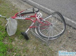 В Успенском районе в аварии погибла велосипедистка