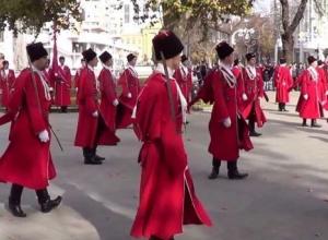 Протестом кубанских казаков закончился приезд патриарха Кирилла в Новороссийск