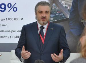Дмитрий Руденко: Более 27 тысяч деревьев Краснодарскому лесничеству подарили клиенты «Почта Банка»