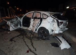 В Туапсинском районе в «перевертыше» погиб 24-летний парень