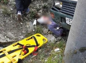 Манипулятор сбил 14-летнюю девочку на обочине дороги в Новороссийске
