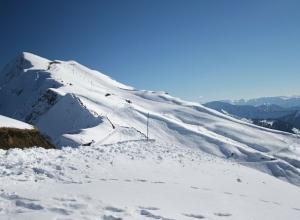 На горнолыжных курортах Сочи построят 250 км спецтрасс