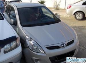 В Геленджике работник СТО угнал автомобиль клиентки