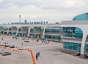 Пьяного пассажира сняли с рейса Новосибирск - Анапа