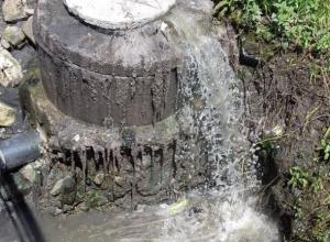 В Сочи починили канализацию, которая портила местный пляж