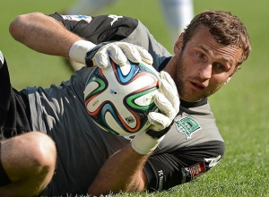 Лучшим футболистом «Краснодара» болельщики признали вратаря Синицына