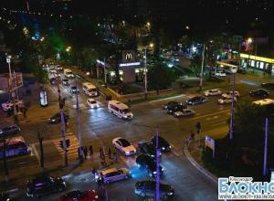 В Краснодаре ввели новые правила организации дорожного движения на улице Северной