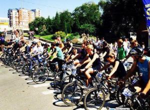 В Краснодаре отметили День велосипедиста