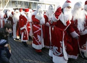 В Геленджике состоится забег Дедов Морозов