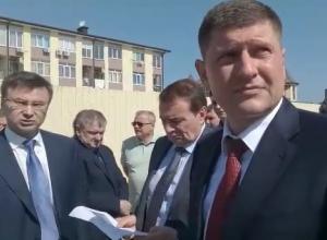 Вице-губернатор Кубани Алексеенко о застройщиках: «Хватить жить по понятиям 90-х»